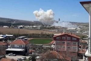 Під Анкарою стався вибух на оборонному підприємстві