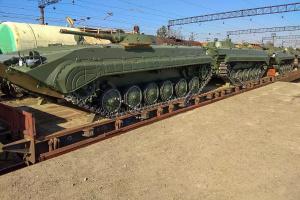Військовий експорт: ЗСУ отримають 37 нових бойових машин піхоти