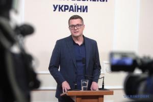 Шайтанов, терористи та інші гучні справи СБУ: Баканов підбив підсумки за пів року