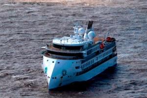 На лайнері Greg Mortimer у 60% пасажирів виявили COVID-19