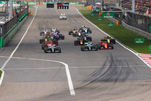 "Шанхайська міжнародна траса готова прийняти етап ""Формули-1"""