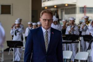 """Голова ВМС США пішов у відставку на тлі """"коронавірусного"""" скандалу"""