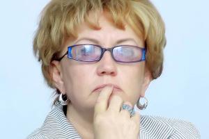 Людмила Мухарська, лікар-епідеміолог