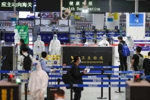Китай закрив на карантин місто на кордоні з Росією