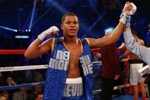 Американскому боксеру Хейни вернули звание чемпиона WBC в легком весе