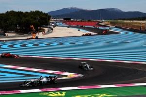 Формула-1: старт в июле, 19 гонок в сезоне