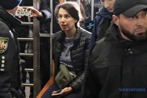 """""""Народний фронт"""" прокоментував обшуки у Чорновол"""