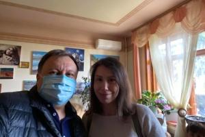 Під час обшуку у Чорновол забрали куртку і шолом з Майдану – Княжицький