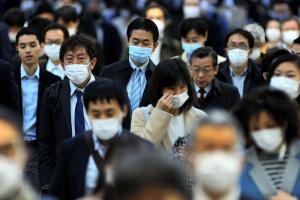 В японском городе объявили о второй волне коронавируса