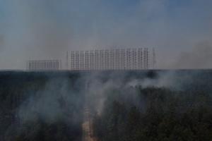 ДАЗВ: Популярний туристичний об'єкт Чорнобильської зони – поза пожежею