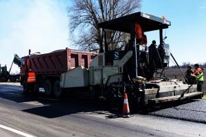 На Чернігівщині розпочали ремонт стратегічно важливої дороги