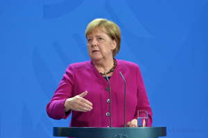 Німеччина та США проводять єдину політику щодо України – Меркель