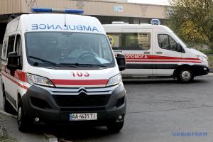 Цьогоріч планують придбати 400 авто екстреної меддопомоги – Степанов