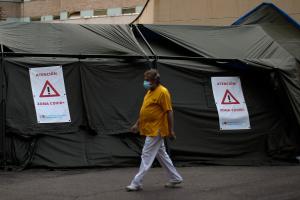 В Іспанії добовий рекорд – 23,5 тисячі випадків COVID-19