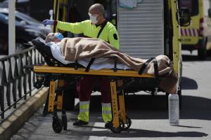 Коронавірус у Європі: ВООЗ фіксує зростання після шести тижнів спаду