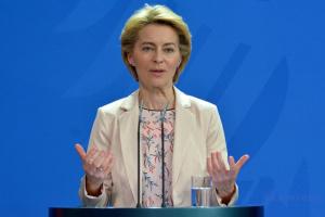 Президент Єврокомісії: Відмова від патентів на COVID-вакцини - неблизька перспектива