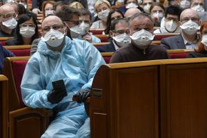 Украинские политики, переболевшие COVID-19