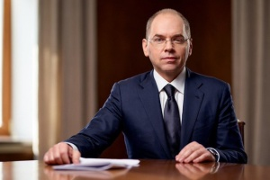 Gesundheitsminister Stepanow öffentlich geimpft