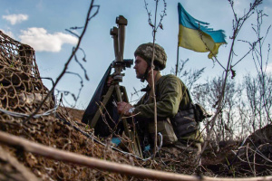 Invaders violate ceasefire 11 times, one Ukrainian soldier wounded