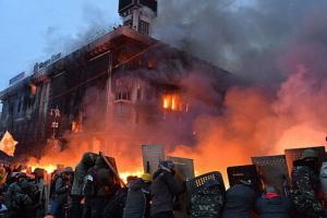 Задержали экс-чиновника МВД, подозреваемого в причастности к убийствам на Майдане