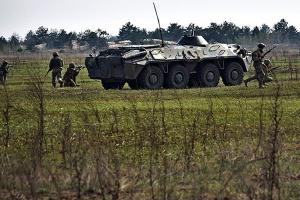 Окупанти обстріляли позиції ЗСУ під Водяним