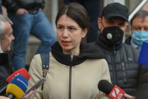 Чорновол заявляет, что против нее ГБР возбудило еще одно дело