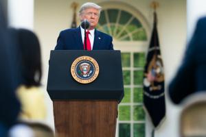 Трамп отрицает, что предлагал свою дочь на должность вице-президента