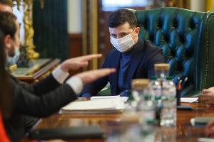 Україна на межі другої хвилі коронавірусу – Президент