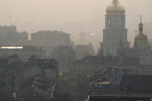 Киев - снова в двадцатке мегаполисов с самым грязным воздухом