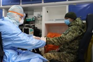 В украинской армии обнаружили 23 новых случая коронавируса