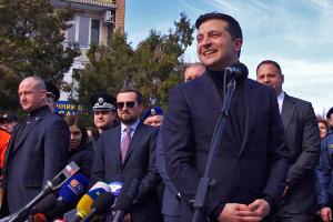 Volodymyr Zelensky et son équipe : Ce qu'ils ont réussi à faire en un an