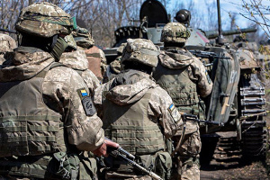 Invaders violate ceasefire in Donbas nine times