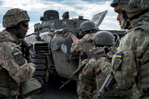 Ukraine climbs in ranking of world's most powerful armies