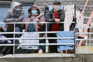 5月29日9時時点 ウクライナ国内新型コロナウイルス感染事例新たに429件確認 計2万2811件