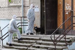 5月24日9時時点 ウクライナ国内新型コロナウイルス感染事例新たに406件確認 計2万986件