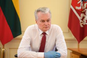 «Не ховати слова у вату»: президент Литви закликає ЄС до санкцій проти Росії за арешт Навального