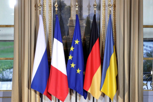Ukraine-Treffen in Berlin dauerte 11 Stunden