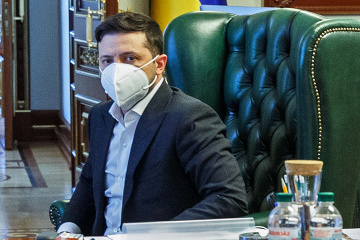 President: Ukraine daily produces about one million masks
