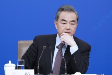 China's foreign minister accepts invitation to visit Ukraine