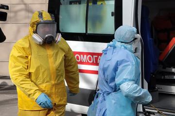 Ucrania suma 3.372 casos de COVID-19