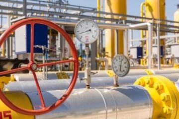 Transit of Russian gas through Ukraine halved in Q1 2020
