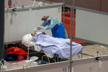 Covid -19 : Le nombre de contaminations dans le monde s'approche du million
