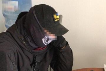SBU: Top-Beamter verrät Geheimdokument