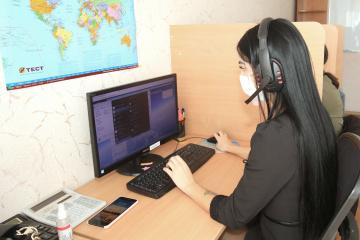 Минветеранов обучает работников колл-центра, которые будут консультировать ветеранов АТО