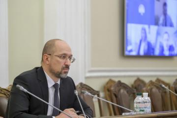 Premier: Ukraine bewegt sich im Kampf gegen Coronavirus nach positivem Szenario