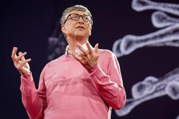 Білл Гейтс відповів на чутки про чіпування людей під виглядом вакцинації