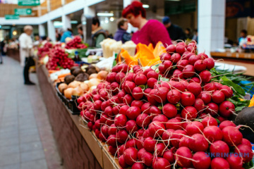 Ukrainian government allows food markets to reopen