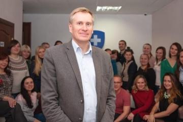Andrij Wilenskyj zum Interims-Chef des Nationen Gesundheitsdienst ernannt