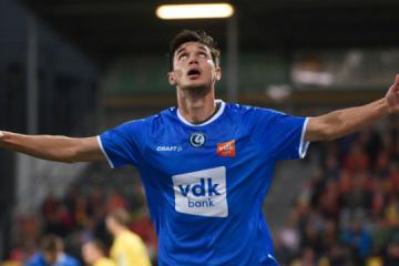 Яремчук йде сьомим у ТОП-10 найдорожчих футболістів чемпіонату Бельгії