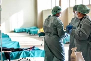 1.138 Coronavirus-Fälle bei medizinischem Personal bestätigt